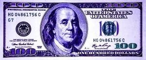Purple-100-Dollar-Money