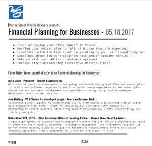 pdf agenda